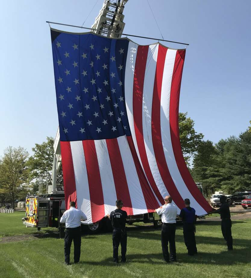 The state VA held a military funeral ceremony at the Veterans Cemetery in Middletown on Friday to honor four World War II veterans' unclaimed cremated remains