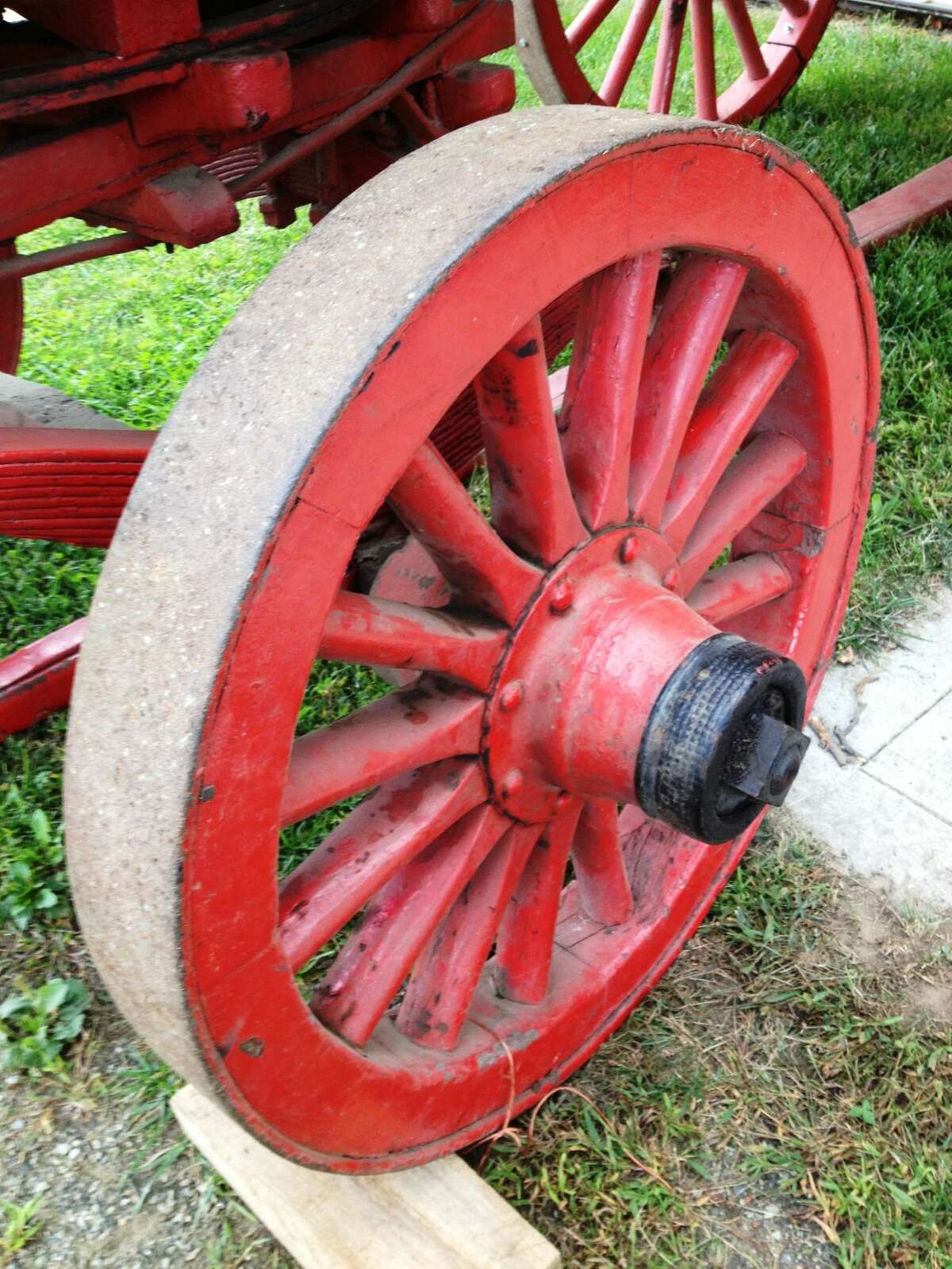 Image from the Orange Country Fair, which annually celebrates the region's agrarian past.