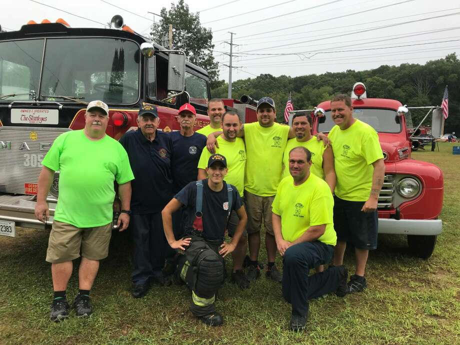 Firefighters came out to support the Engine 260 Muster, which benefits Camp Happiness.