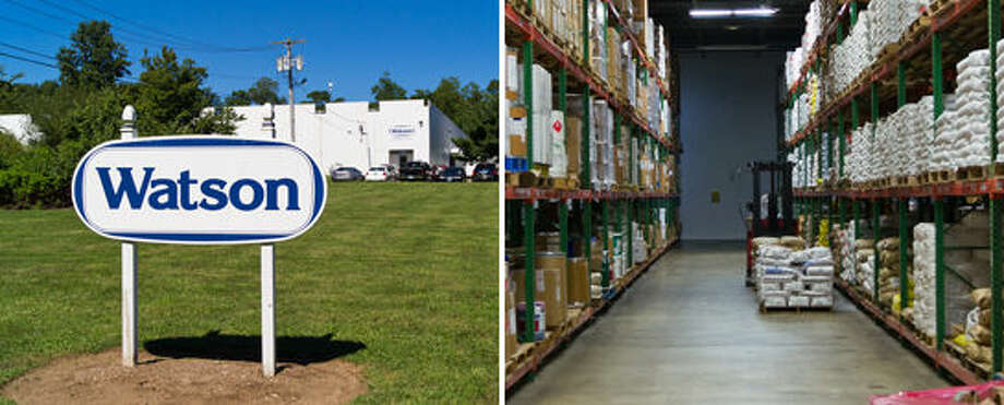 Watson's 50,000 square-foot warehouse in Orange reduced 40 percent of their overall electricity consumption with energy upgrades.