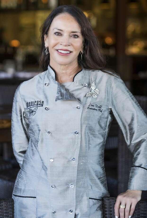 Chef Lisa Dahl.