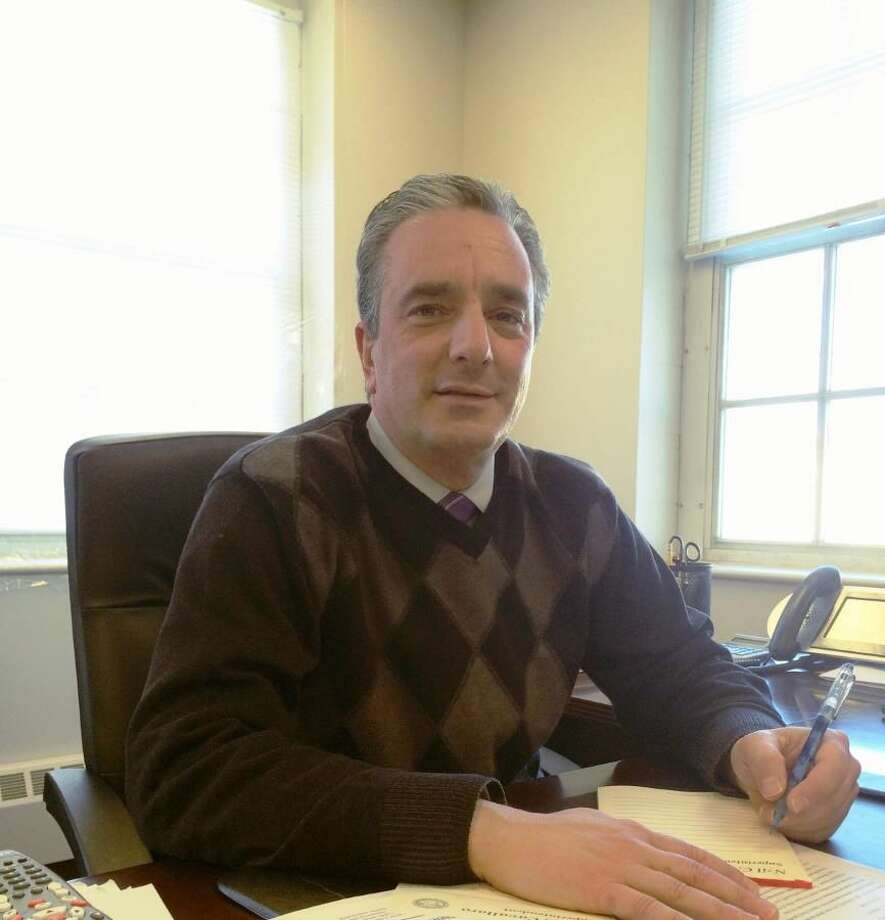 West Haven Superintendent of Schools Neil C. Cavallaro