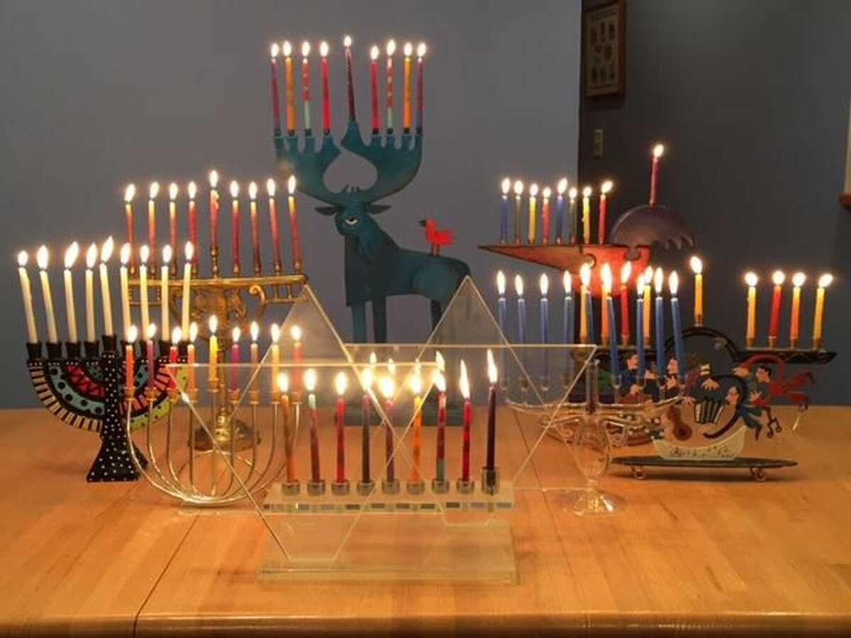 Celebrate Shabbat Chanukah at Temple Emanuel on Friday, Dec. 7
