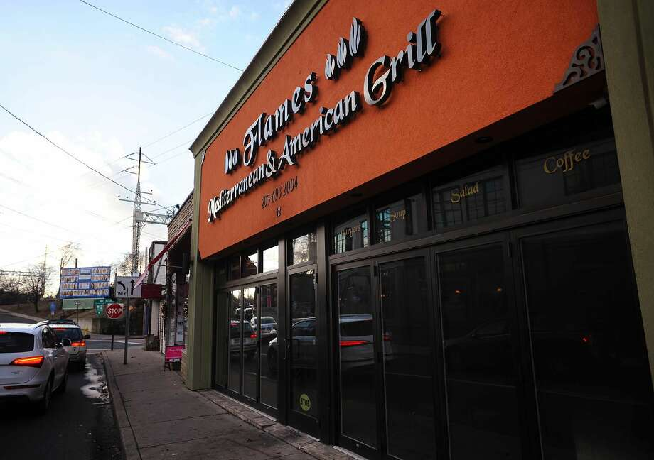 Flames Mediterranean & American Grill at 18 Daniel Street in Miford suffered severere fire damage on Sunday night, Dec. 16.