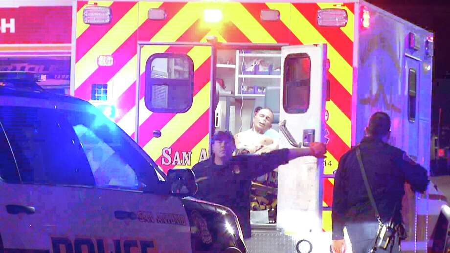 One man was injured in a drive-by shooting on the Northeast Side. Photo: Ken Branca