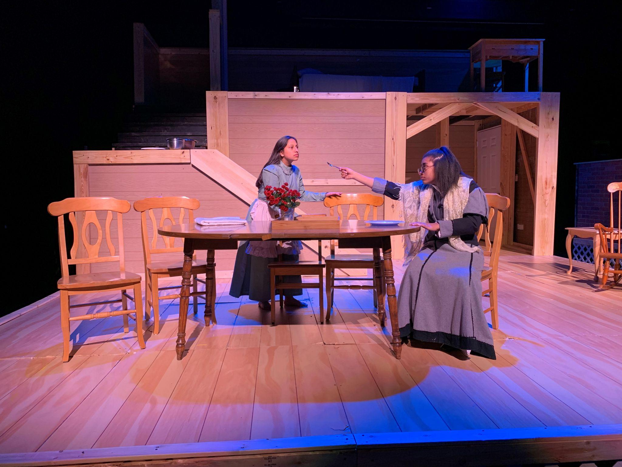 Shadow Creek Highs 'Miracle Worker' tells Helen Keller's triumph