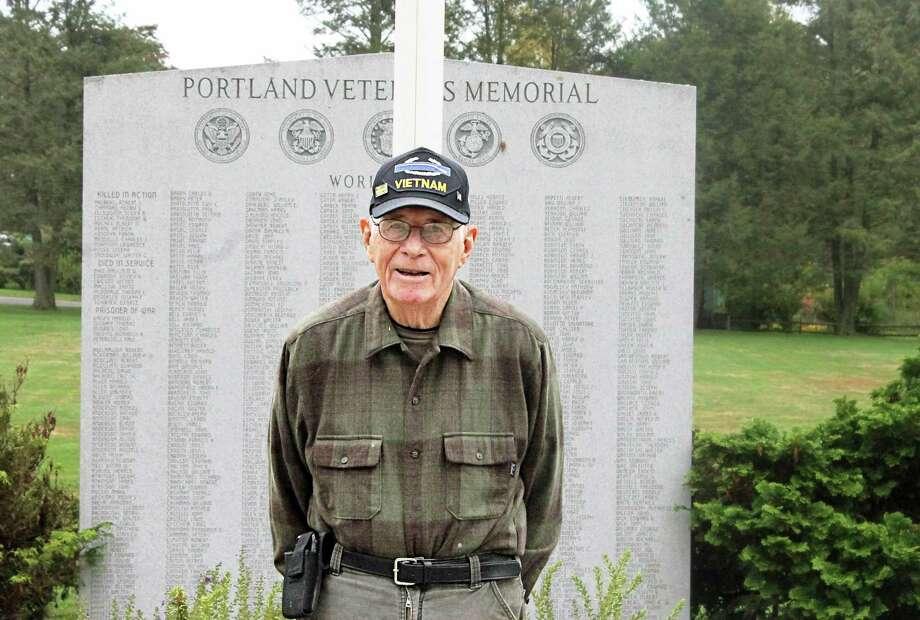 Reginald Farrington of Portland will recieve the 2019Middlesex County Chamber of Commerce William J. Pomfret Veteran Community Service Award Nov. 4. Photo: Contributed Photo