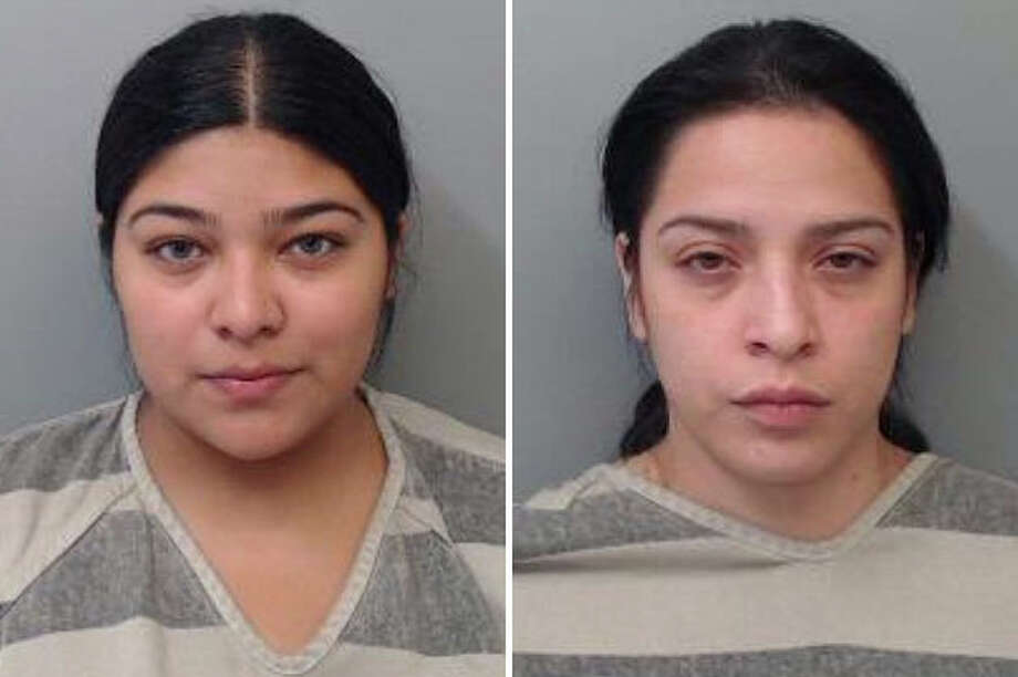 Two women were arrested for stealing $600 worth of children's clothing from J.C. Penney, authorities said. Photo: Courtesy