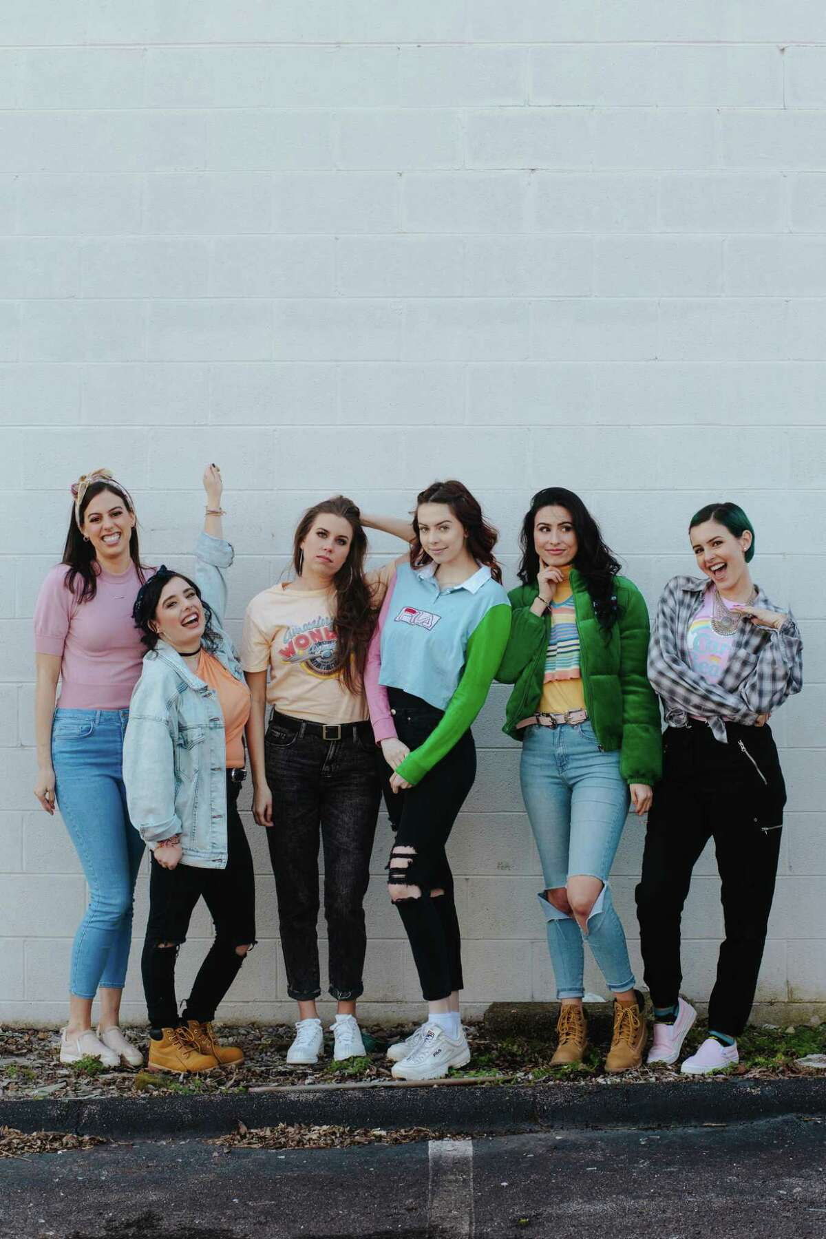 The Cimorelli sisters, who play Space Ballroom in Hamden Oct. 19.
