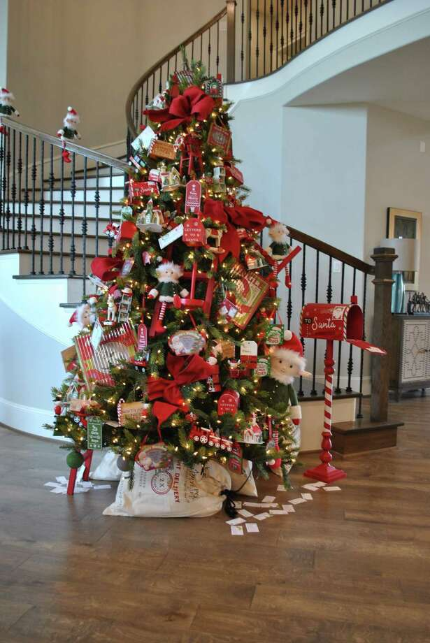 Throughout October, Cane Island's collection of Instagram-worthy Christmas trees will be in its model homes, Welcome Center, and The Oaks Kitchen & Bar.