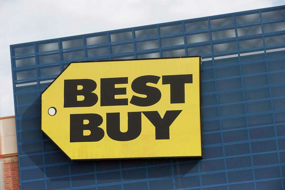 Best Buy is hiring thousands nationwide to work at the company's stores and warehouse facilities. Photo: Jim Mone /Associated Press / Copyright 2019 The Associated Press. All rights reserved