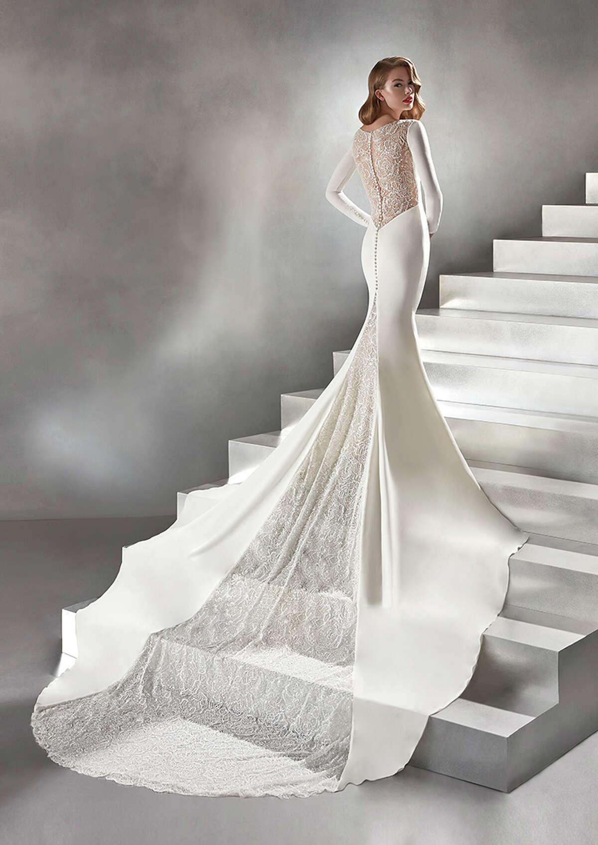 Caceres  C Pronovias Boutique Houston is one of seven new bridal stores that the brand is opening across the country, joining the first-ever American store in New York.