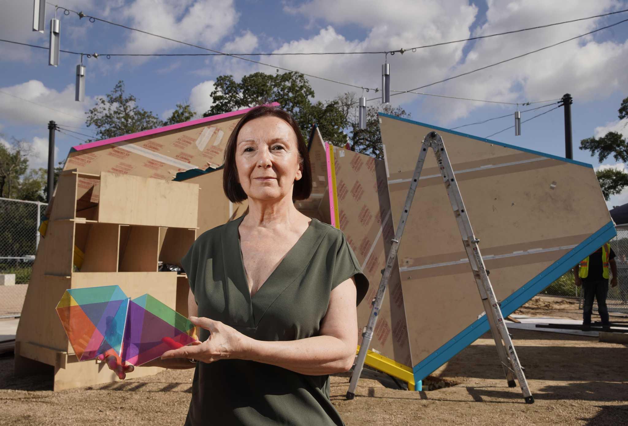 'Mobius Houston' highlights robustness of UH's public arts program