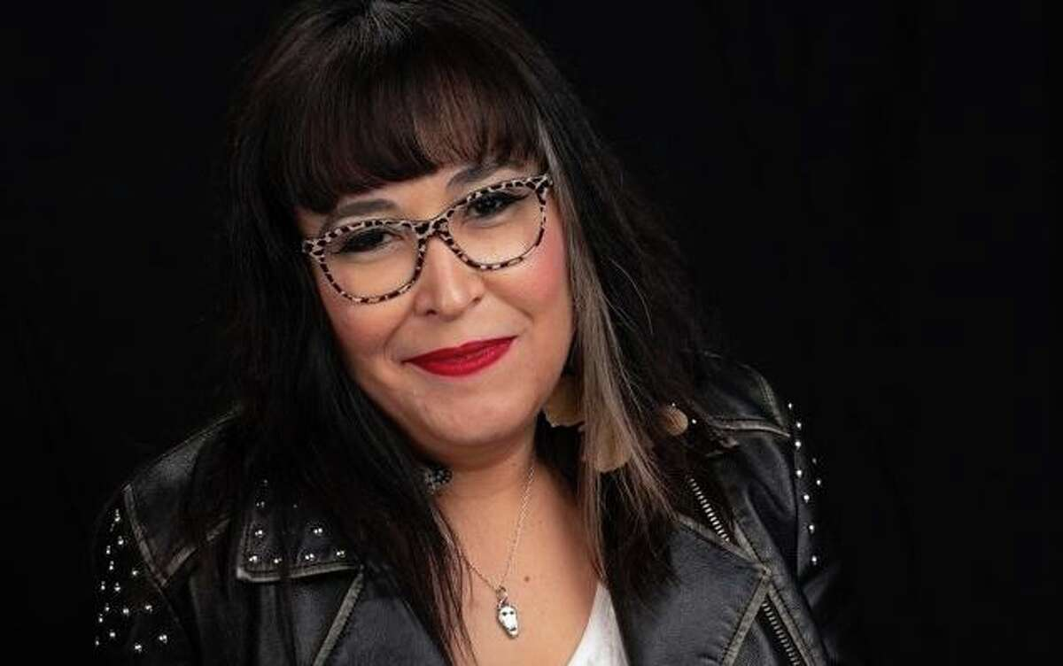 Marisela Barrera is part of a lineup of more than 20 San Antonio and South Texas writers and musicians appearing at the bookfair on Saturday.