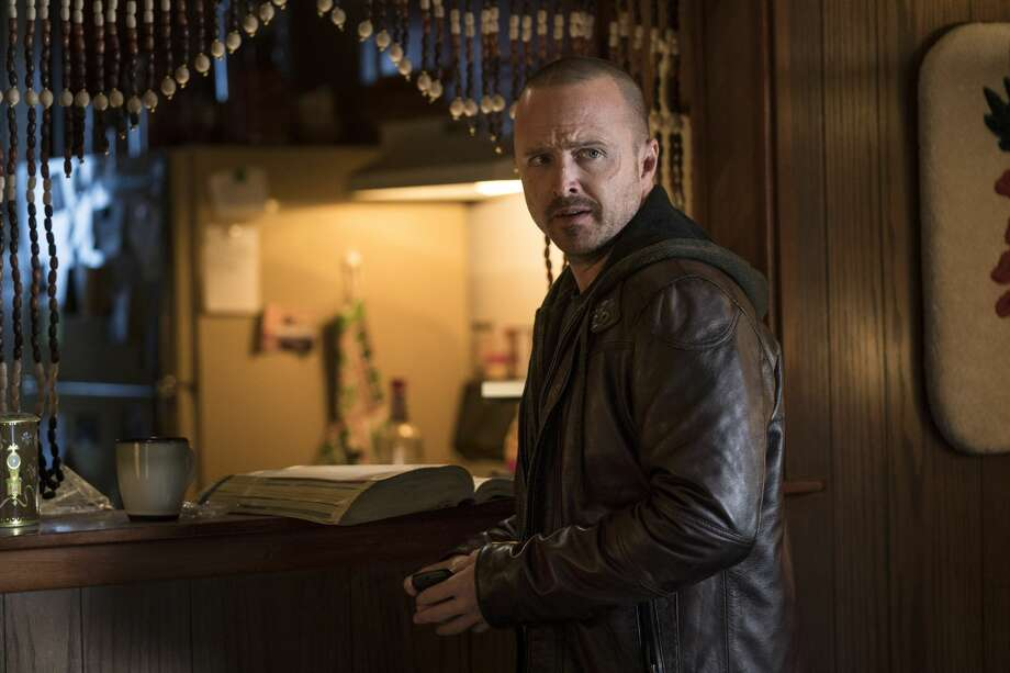 "Actor Aaron Paul reprises his role as Jesse Pinkman in ""El Camino: A Breaking Bad Movie."" Photo: Ben Rothstein / Netflix/Ben Rothstein"