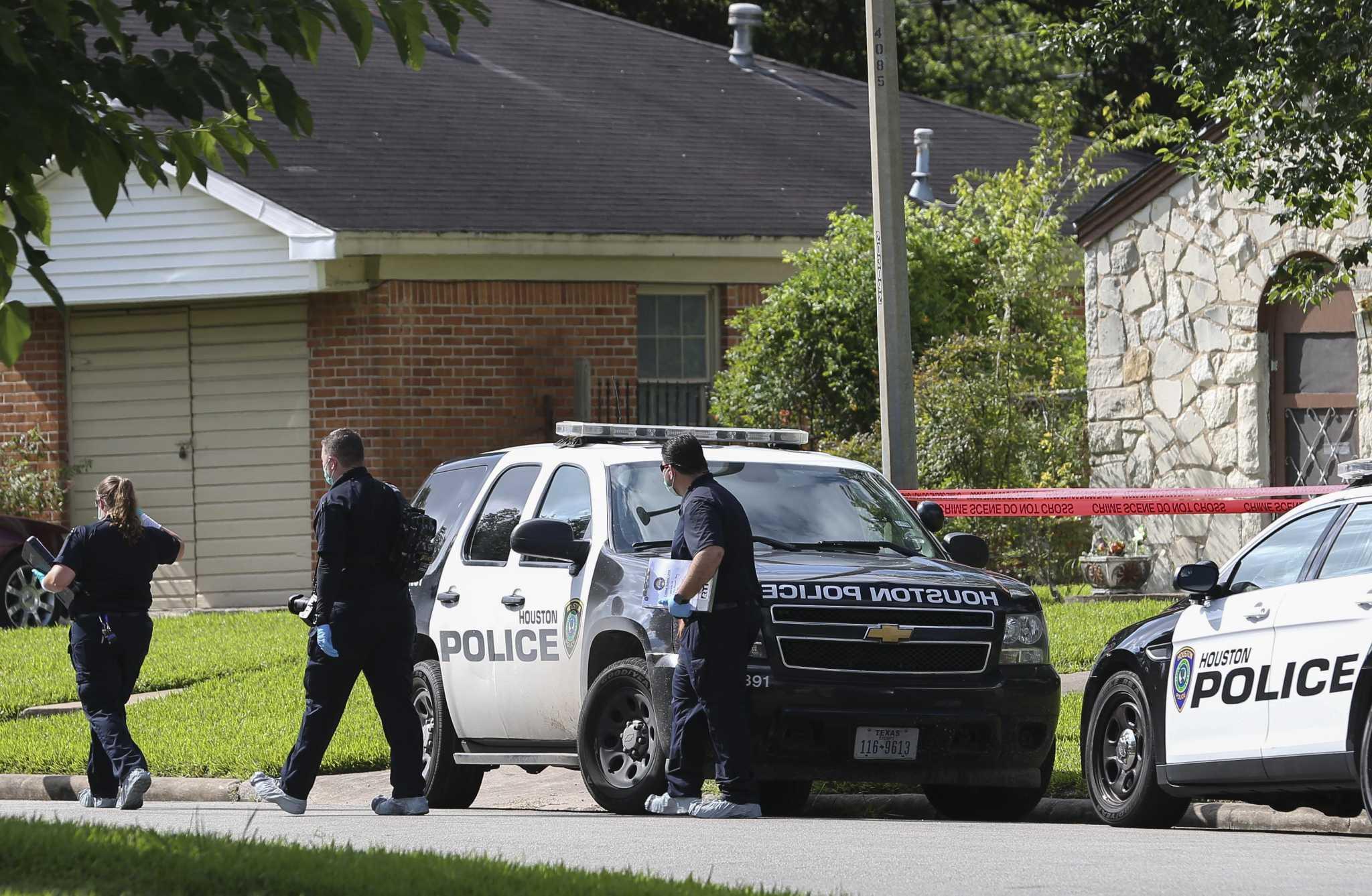Houston Police Department talking northwest crime trends