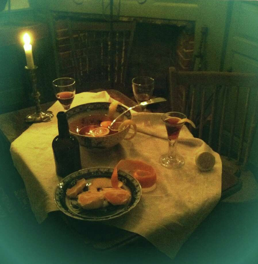 The Stanton House is hosting a Harvest Moon dinner. Photo: Contributed Photo