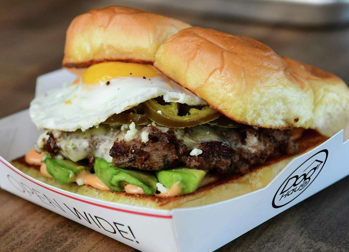 THE OTHER TWO WILL COME LATER Dog Haus plans to open its other two locations within the next six months. The new spots are located at 11719 Quincy Lee Drive near Loop 1604 and Bandera Road and at 9330 Potranco Road near the Burger Boy on 151.