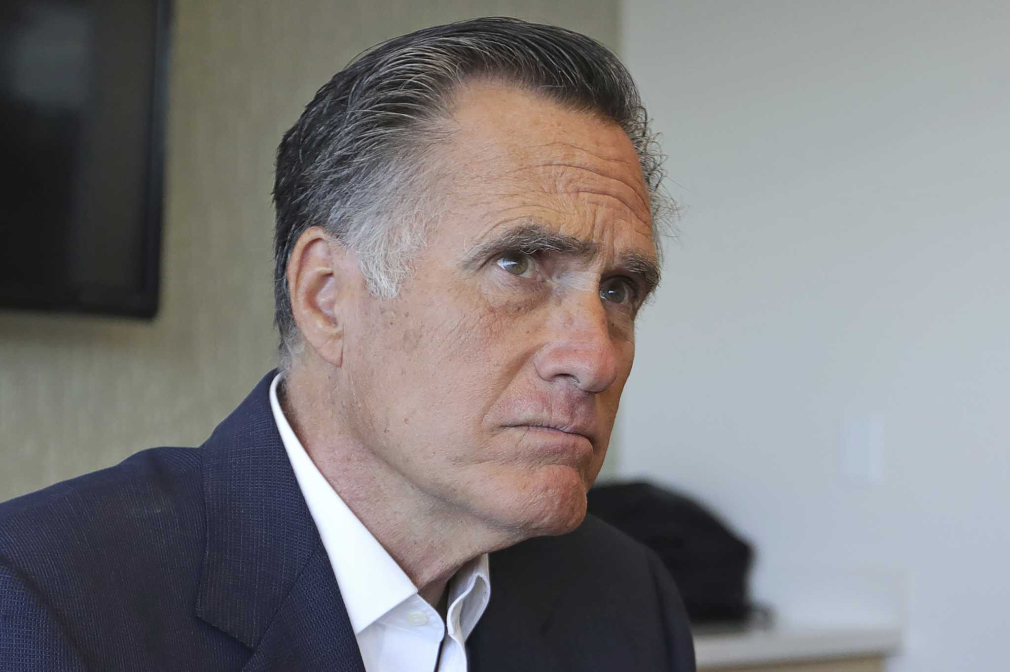 Mitt Romney admits to running secret Twitter account under the alias 'Pierre Delecto'
