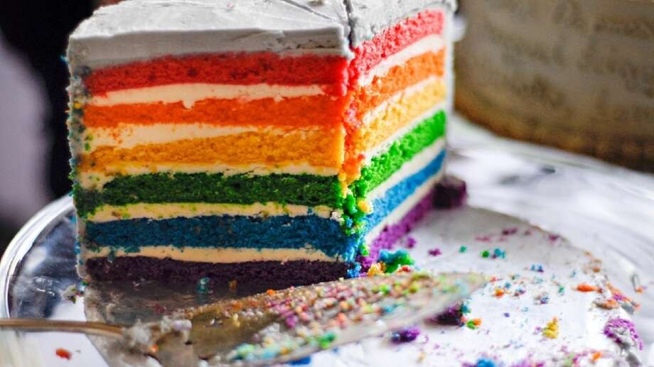 The annual Depressed Cake Shop returns to Seattle this weekend. Photo: Courtesy Depressed Cake Shop