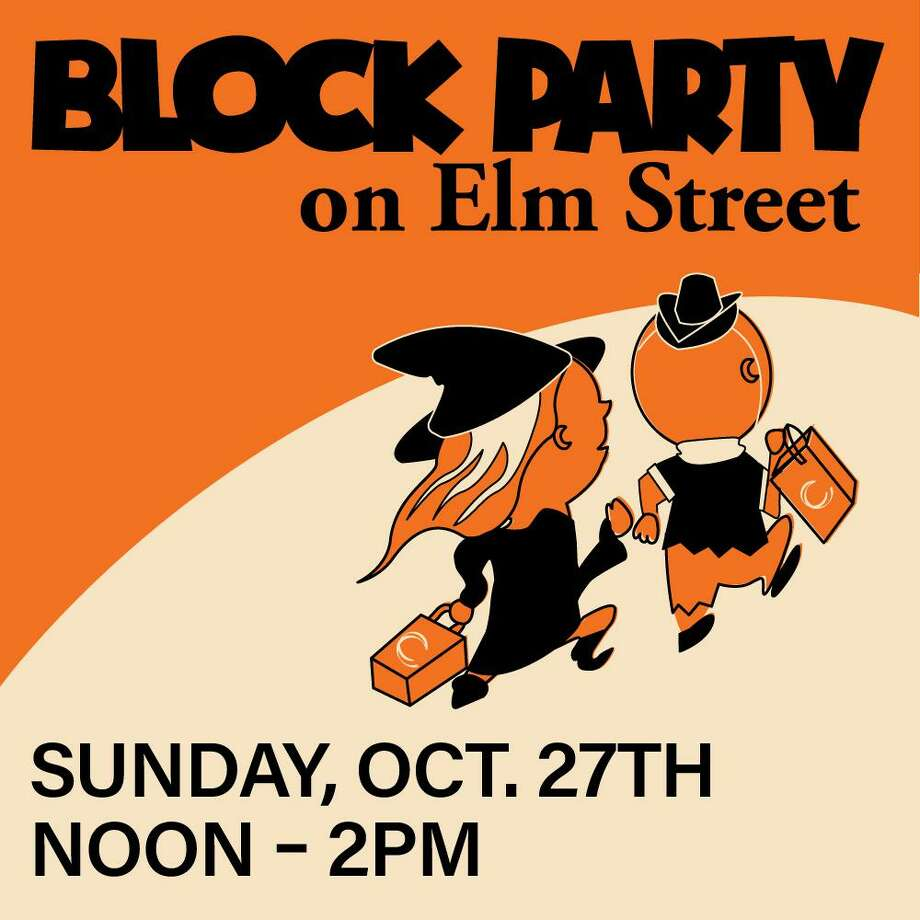 The New Canaan Chamber of Commerce will put on its 38th annual Halloween Party Oct. 27, on Elm Street. The format has evolved from a parade to a block party. Contributed photo Photo: Contributed Photo