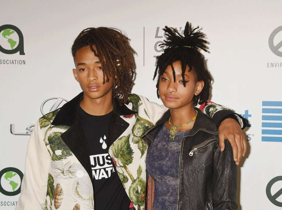 Willow and Jaden Smith have teamed up for a joint tour this year, bringing their music to fans in San Antonio this November. Photo: Jeffrey Mayer/WireImage