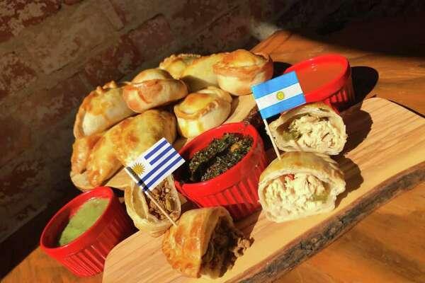 Capri's Cuisine in Norwalk is all about empanadas.