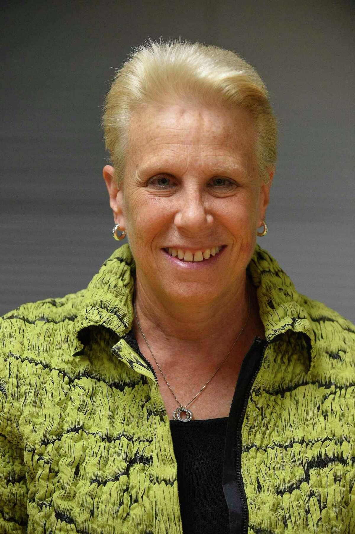 Rebecca Hamman, Stamford Board of Education member.