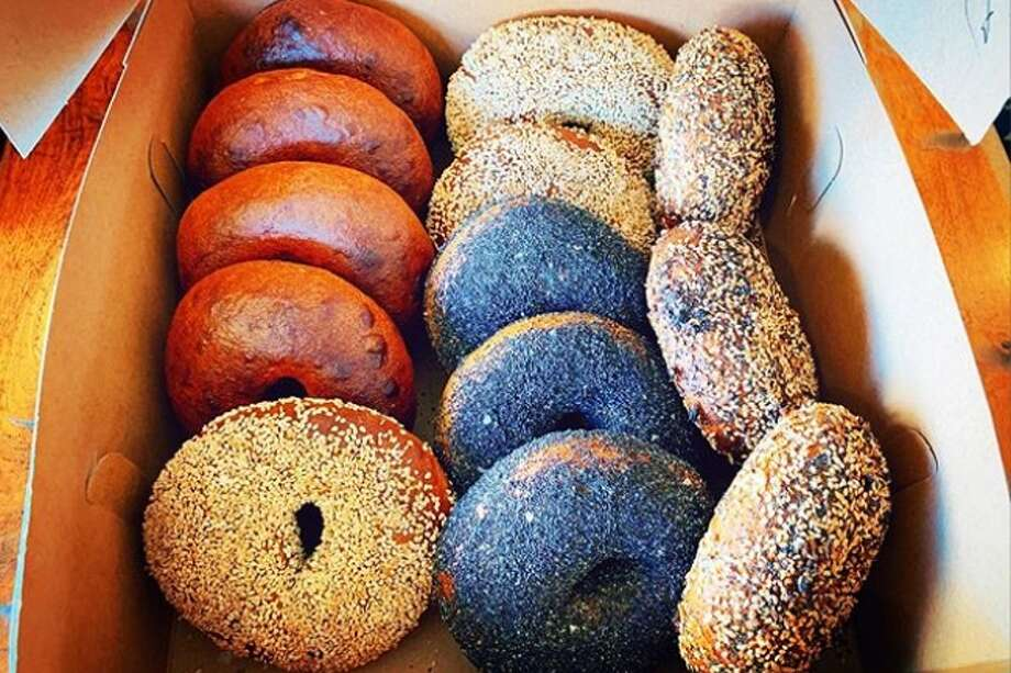 Midnite Bagel is a pop-up happening at Tartine Bakery's original 18th and Guerrero location every Friday night at 6 p.m. Photo: Photo Courtesy Of Midnite Bagel