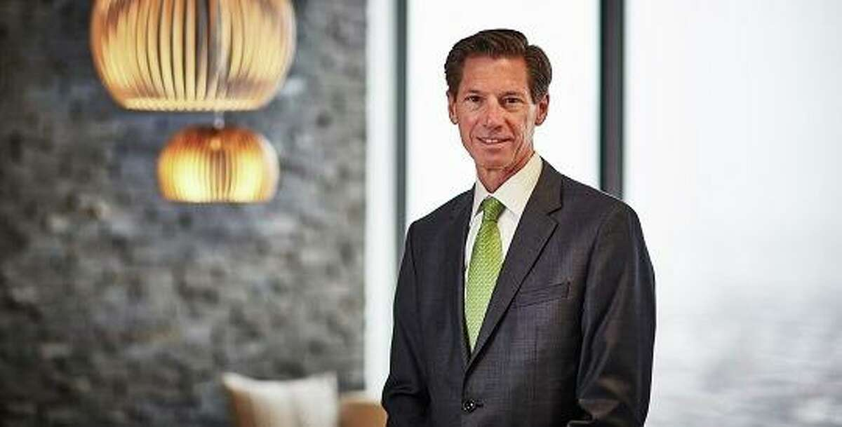 James Torgerson, chief executive officer of Avangrid, the Orange-based energy utility holding company.