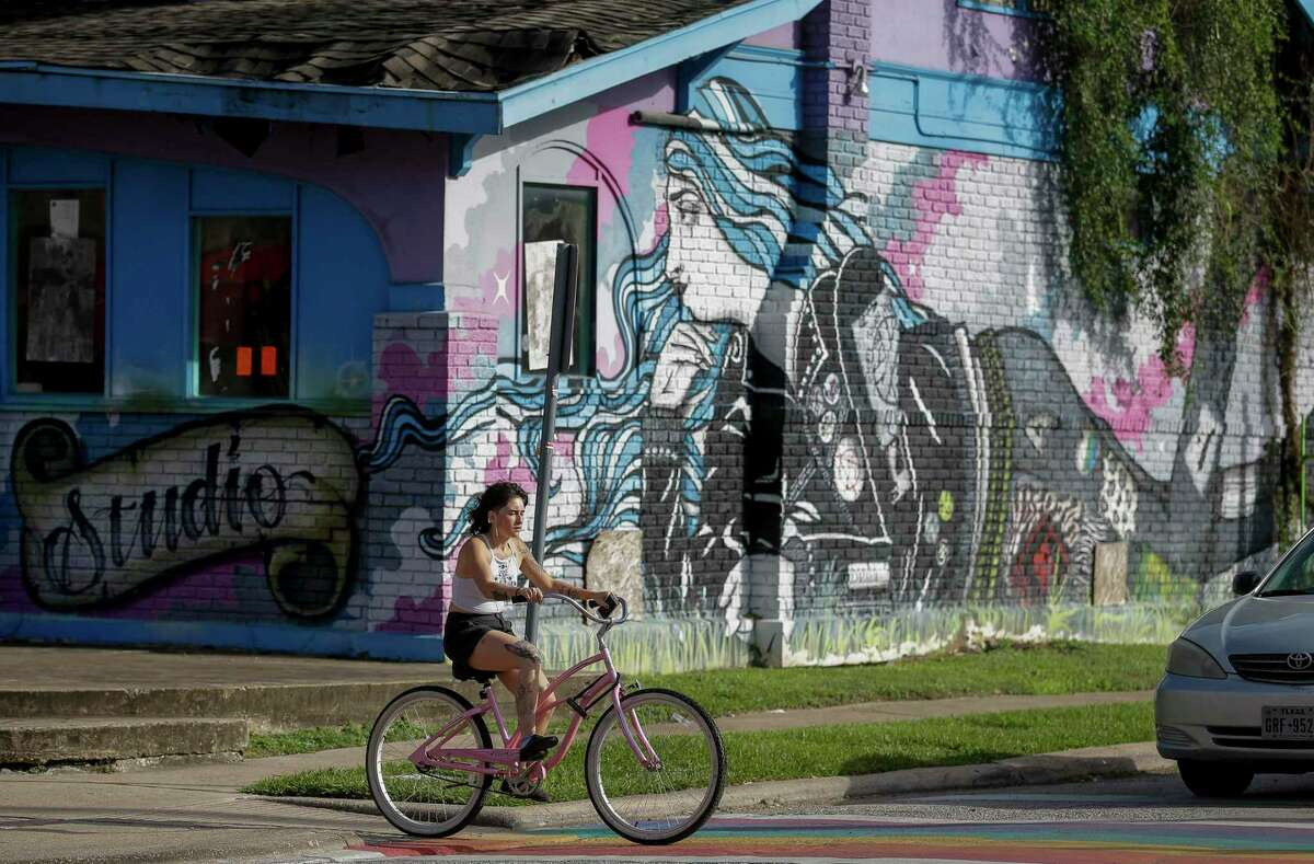 The Montrose neighborhood made the top 20 for