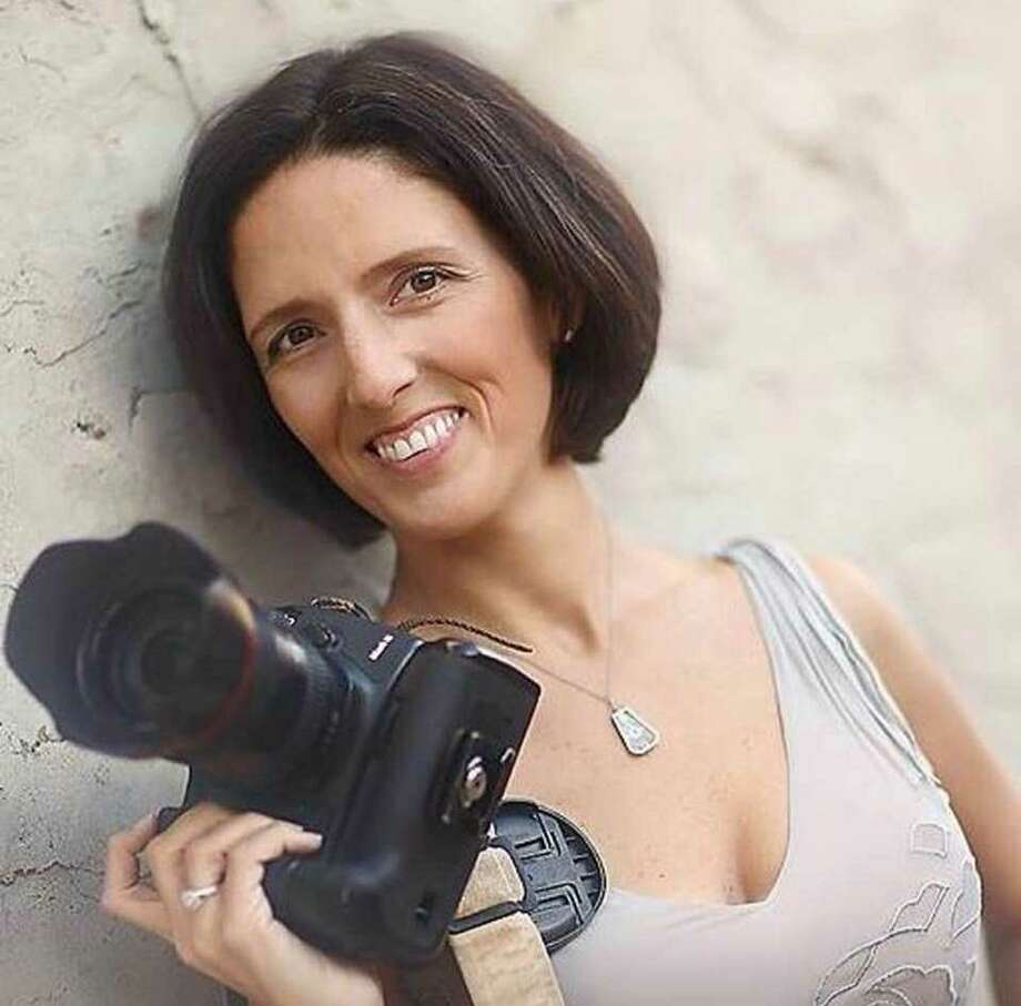 Victoria Schafer, 44, died after a falling log struck her as she worked as a photographer atHocking Hills State Park in Logan, Ohio.