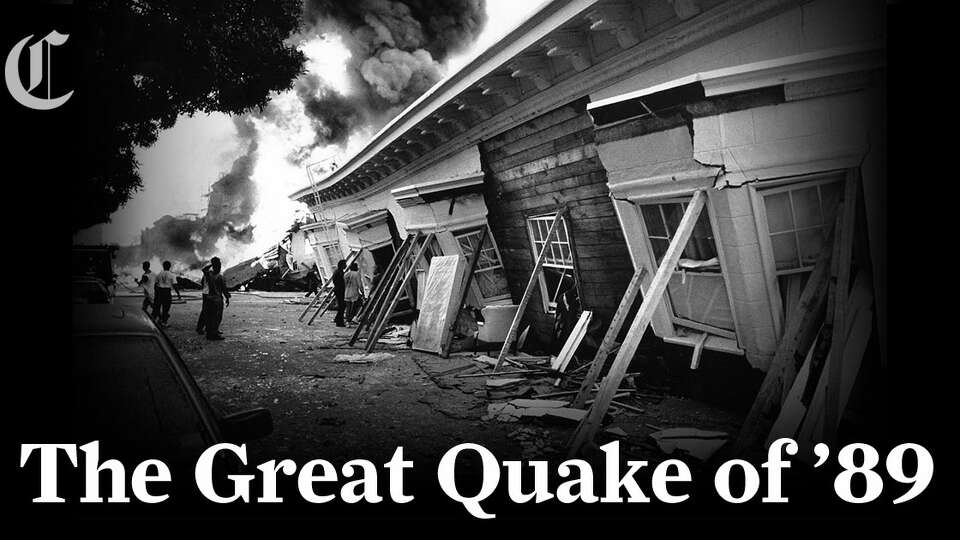 Loma Prieta quake: 15 seconds that changed the Bay Area forever