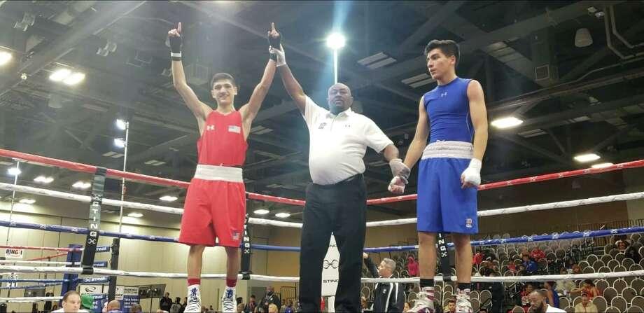 Emilio Garcia Photo: Courtesy Of Baby Joey's Boxing Club