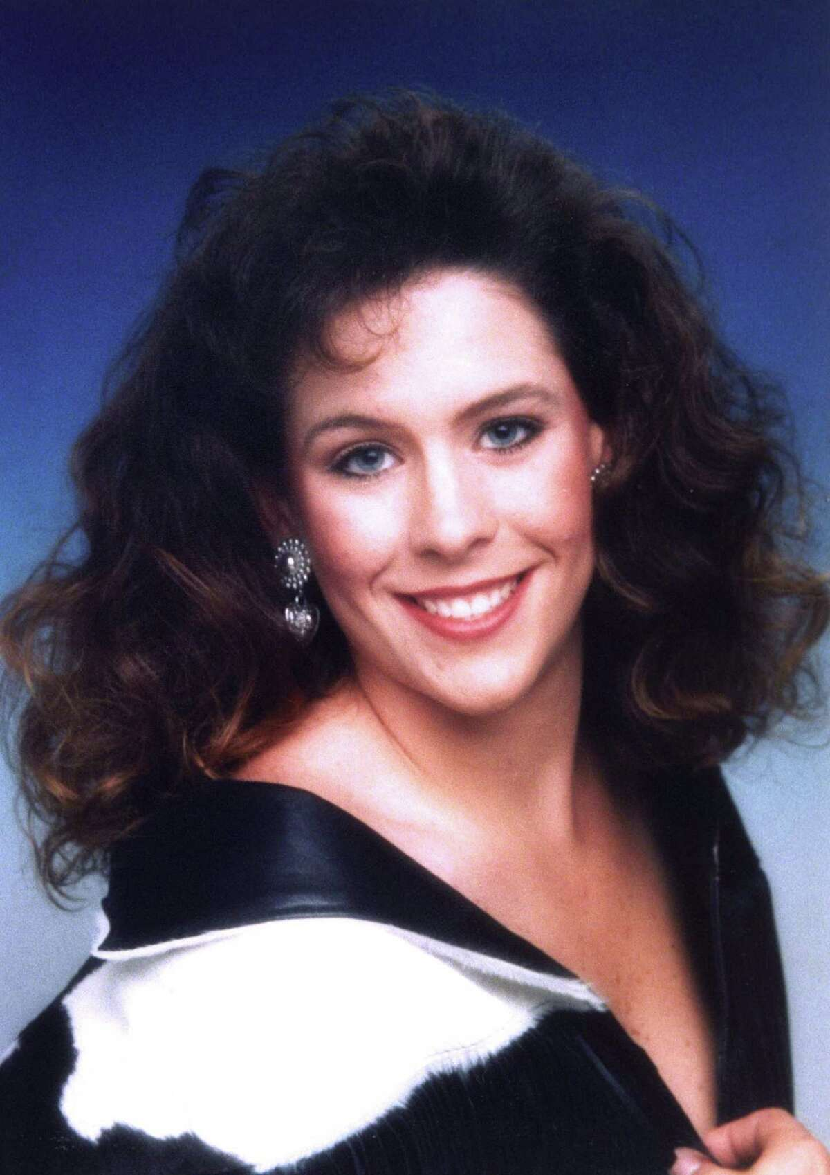 Stacey Stites is shown in a 1995 graduation photo from Smithville High School.
