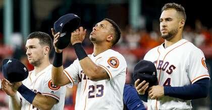 Astros Team >> Astros Vs Yankees Alcs Matchups Houstonchronicle Com