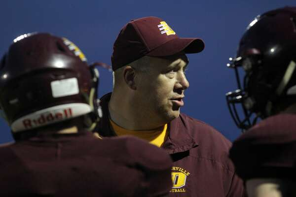 Deckerville head coach Bill Brown will lead his Eagles against visiting International Academy of Flint in the opening round of the MHSAA playoffs on Friday night.