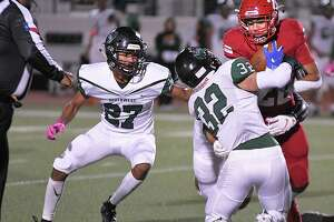 Running back Jose Castaneda and Martin suffered their first district loss of the season as they fell to Southwest Friday.