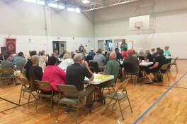 Arcadia residents provide input and suggestionsfor improvements to both Arcadia Daze and the community. (Courtesy photo)