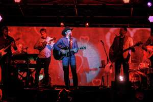 The Houston Open Friday Night Concert featuring Clay Walker, at the Golf Club of Houston on October 11, 2019.
