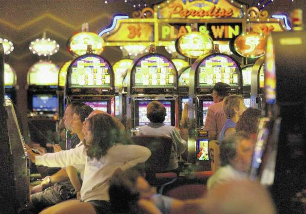 Saratoga Gaming and Raceway.  (Times Union archive) Photo: WILL WALDRON / ALBANY TIMES UNION