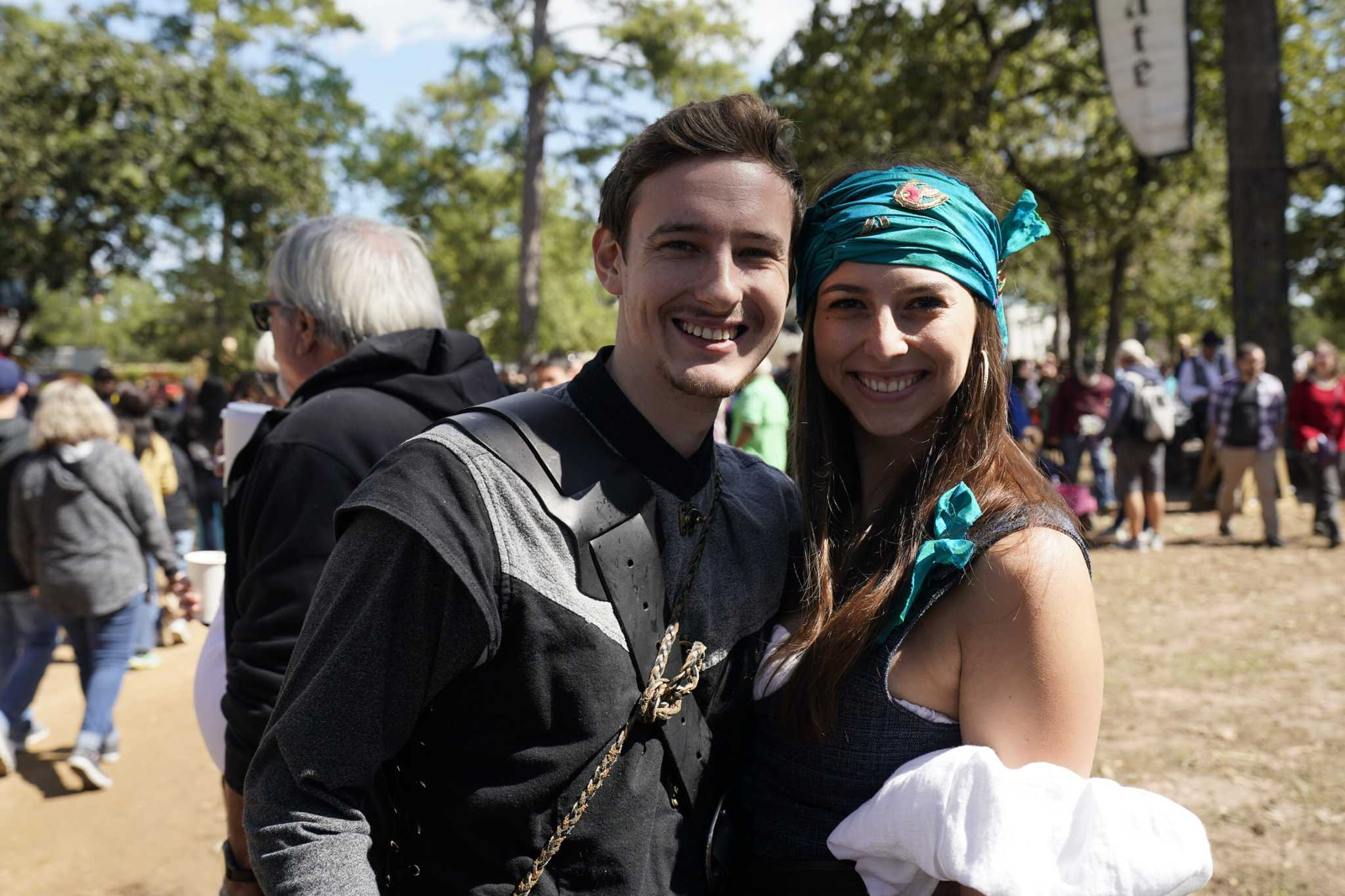 Bold costumes help ring in second week of 2019 Texas Renaissance Festival