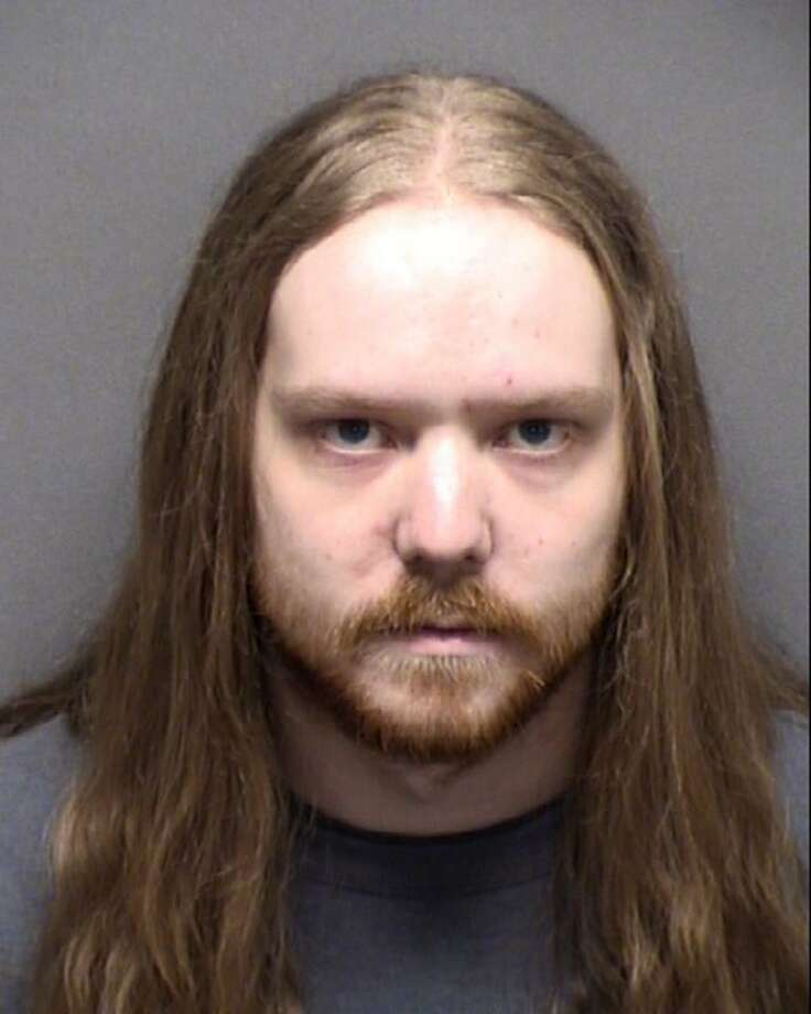 Adam Thomas Converse, 25, was charged with threatening Mayor Ron Nirenberg and resisting arrest. Photo: /