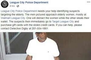Police need your help tracking down three suspects who are wanted for robbing elderly women at Walmart.