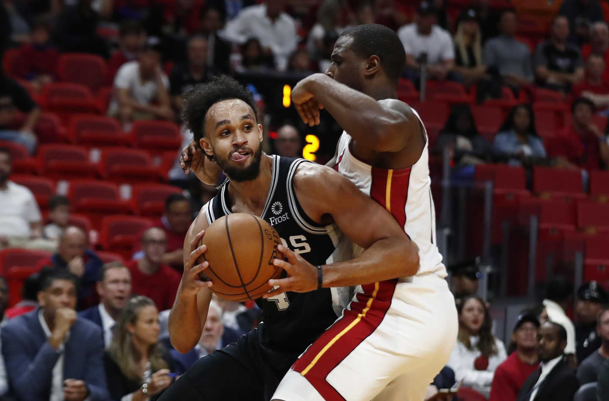 Spurs' slow start doesn't worry players