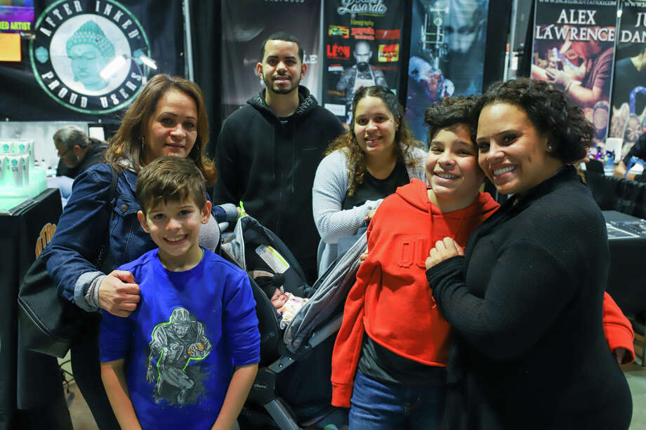 Tattoo artists and fans attended the eight annual Tommy's Tattoo Convention in Hartford on October 12, 2019. Tommy's Tattoo Convention has been attended by over 225 international, national and local professional tattoo artists, over 30 vendors, and approximately 4,000 fans. Were you SEEN? Photo: Ken (Direct Kenx) Honore / CT Hearst Media / DIRECT KENX MEDIA