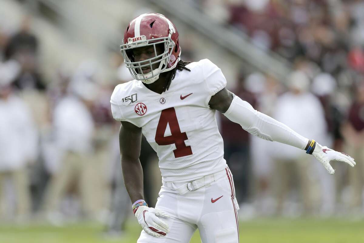 Jerry Jeudy appears to be the latest ready-made NFL receiver off the Alabama assembly line.