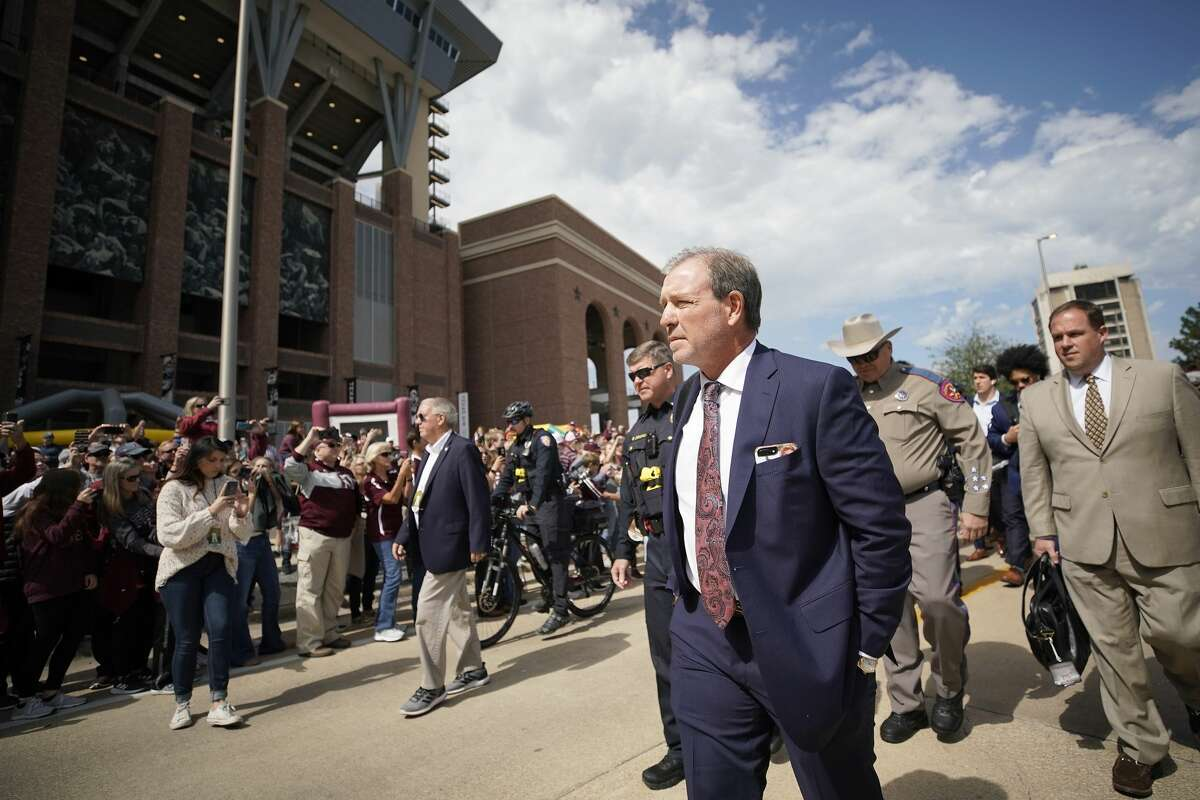 Jimbo Fisher and Texas A&M are scheduled to open its season on Sept. 5 against Abilene Christian at Kyle Field.