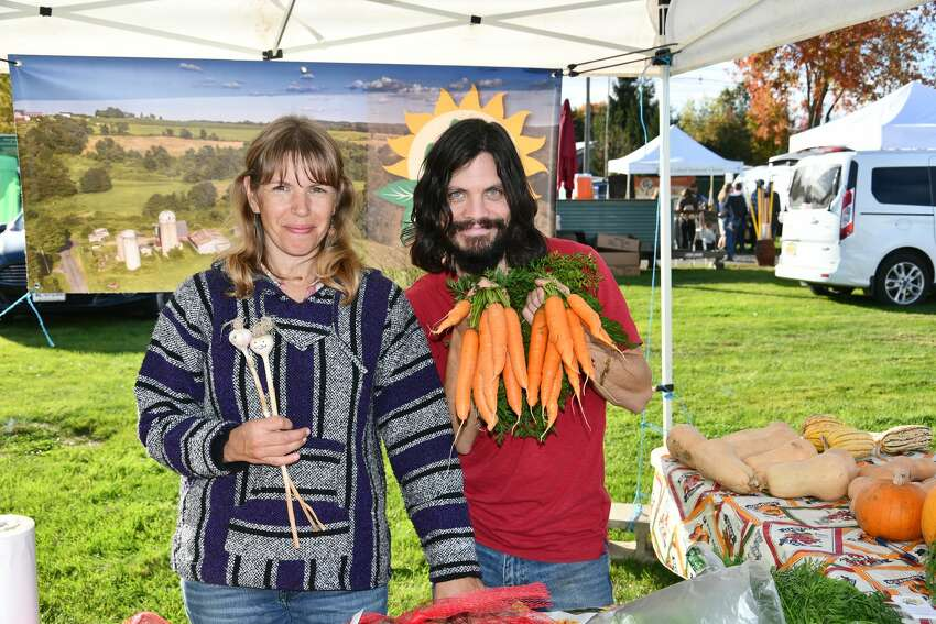 Garlic lovers attended the 15th Annual Connecticut Garlic and Harvest Festival at the Bethlehem Fairgrounds on October 12, 2019. Festival goers enjoyed garlic cooking demonstrations, live music, food vendors, samples and fall produce. Were you SEEN?