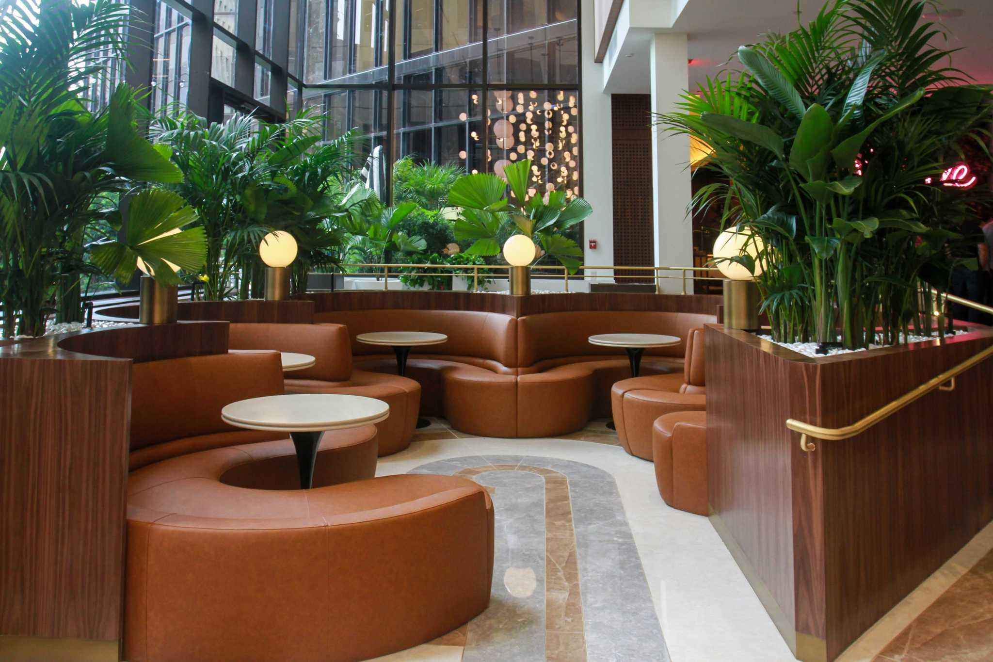 See inside downtown Houston's new multi-million C. Baldwin hotel